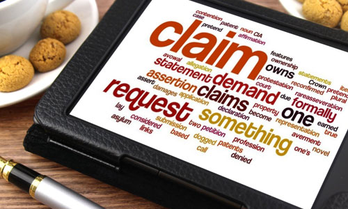 Submission of Claims